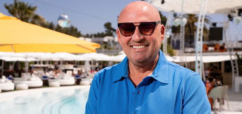 Tony Truman, O Beach Ibiza