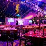 This year's A&MAs will be held at Bloomsbury Big Top in central London