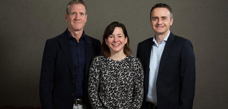 John Langford, Emma Bownes, Paul Reeve, AEG Europe
