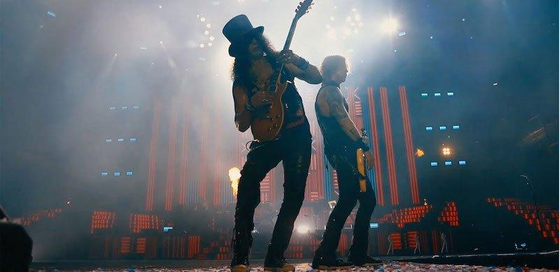 Guns N' Roses, Not in this Lifetime European stadium tour