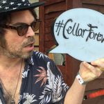 Artists including Radiohead, Foals Gaz Coombes (pictured) are backing the Cellar Forever campaign