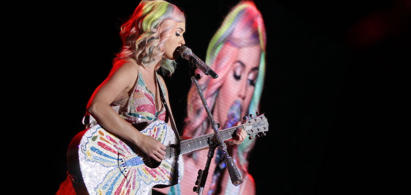 Katy Perry, Prismatic world tour, TicketWorld
