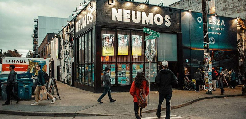 Seattle's Neumos is an Eventbrite Music client