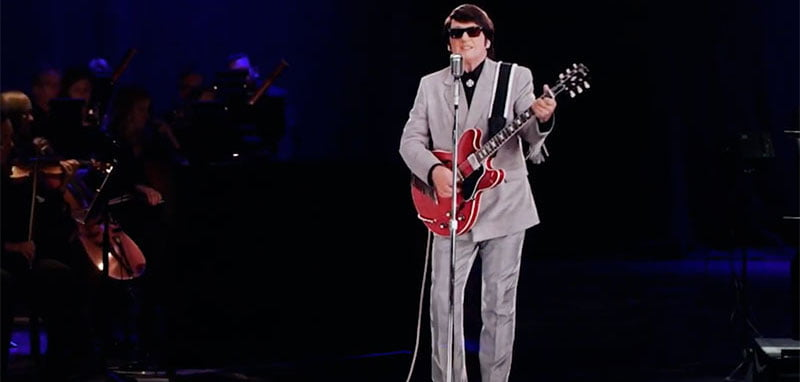 """Audiences are """"in awe"""" of BASE's Roy Orbison hologram, says Becker"""