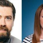 Tom Taaffe, Anna Bewers, Coda Agency
