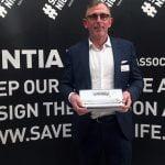 Jon Drape, NTIA Ambassadors of the Night Awards