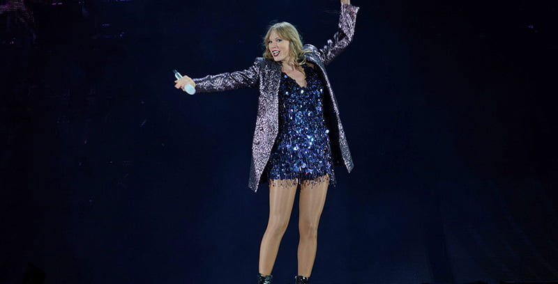 The Reputation tour visits Seattle's CenturyLink Field