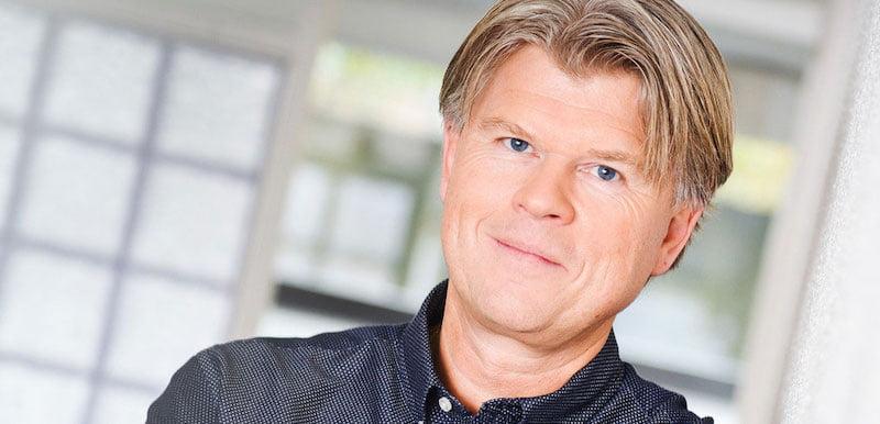 Ticketcorner CEO Andreas Angehrn