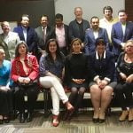 FIM workshop delegates in Bogota