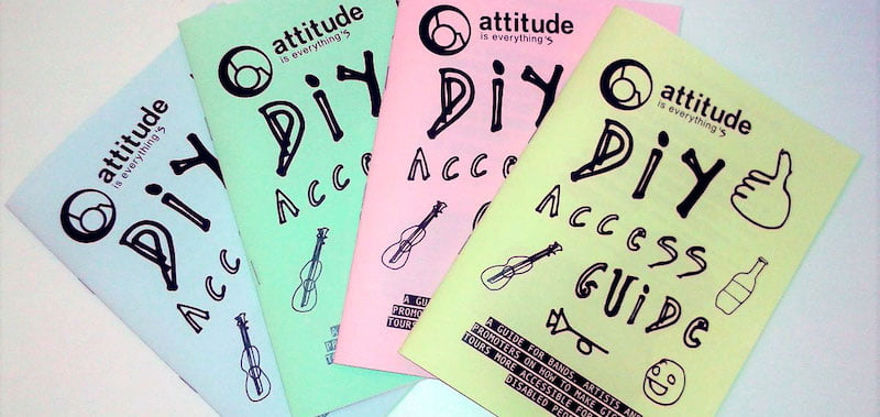 Attitude is Everything DIY Access Guide