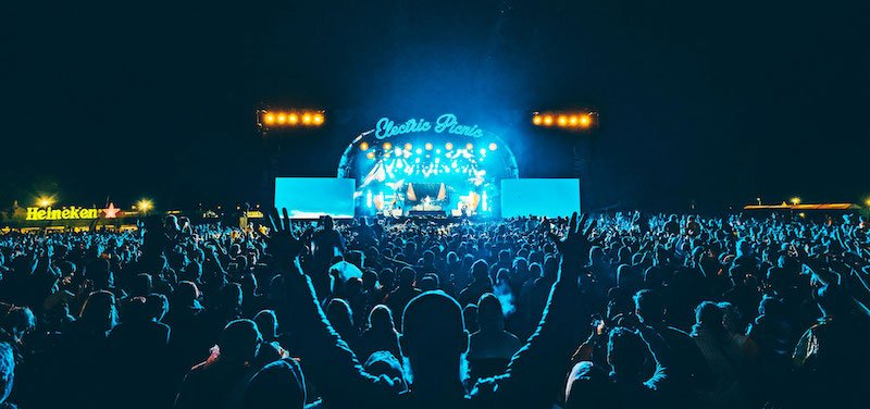 LN-Gaiety owns the Electric Picnic festival in County Laois, Ireland