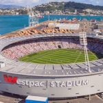 Eminem Westpac Stadium Wellington, New Zealand