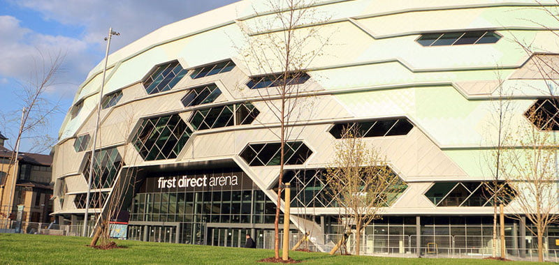 First Direct Arena Leeds