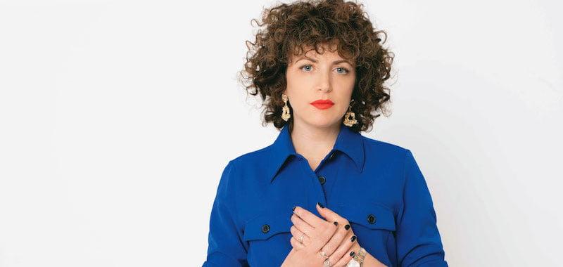 Annie Mac Equalising Music Pledge