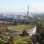 New Munich arena, Olympiapark