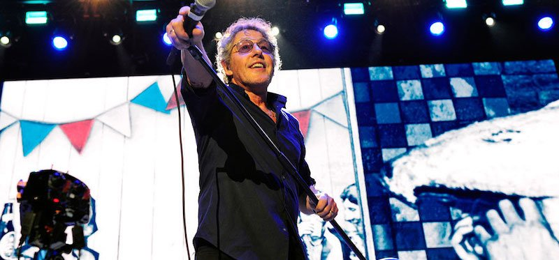 Ex-Dire Straits manager Ed Bicknell will interview Roger Daltrey on Thursday 7 March