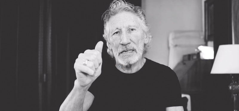 Roger Waters speaks against Richard Branson's Venezuela concert