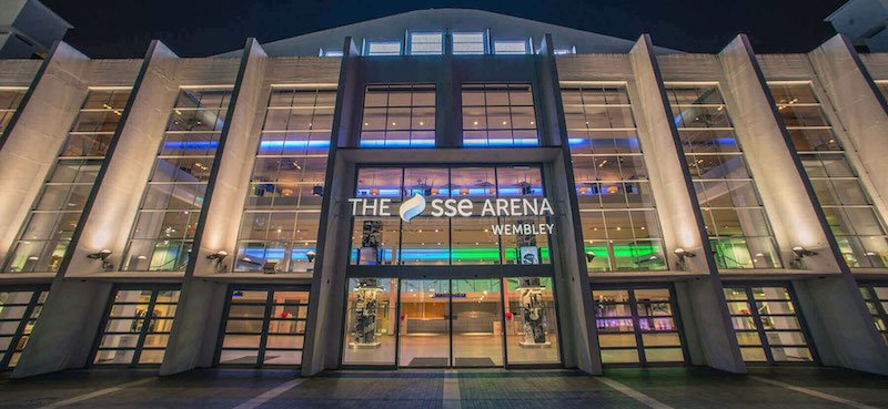 AEG Facilities' the SSE Arena, Wembley