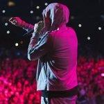 Eminem MCG attendance record