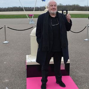 Pinkpop 50 years, Jan Smeets honoured
