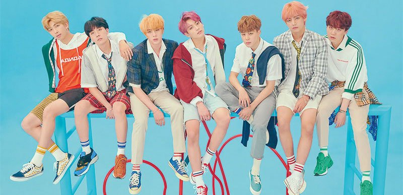 BTS, Big Hit Entertainment