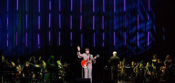Roy Orbison, Buddy Holly: BASE Hologram tour