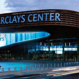 Barclays Center, Brooklyn, will welcome fans to an NBA game in February