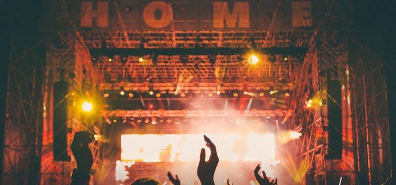 Ticketmaster Italy, Home Entertainment