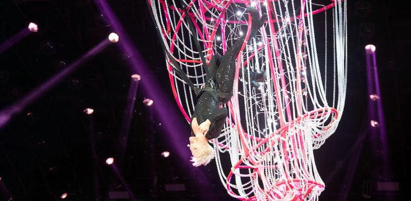 Pink Beautiful Trauma world tour