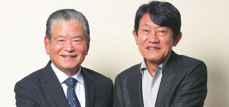 Saburo Kawabuchi, Takeo Nakanishi, ECSA