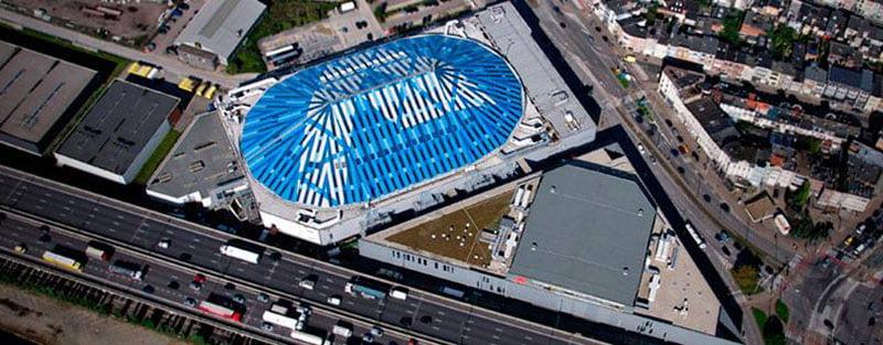Sportpaleis Antwerp will reopen on 18 September