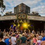 Nozstock celebrated its 20th anniversary in 2018