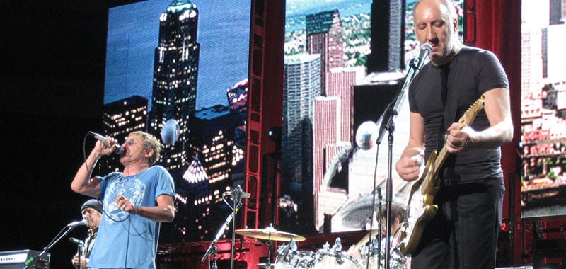 The Who, Hollywood Bowl