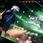 Virtual reality: Jamiroquai