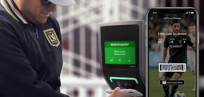 SafeTix, Ticketmaster