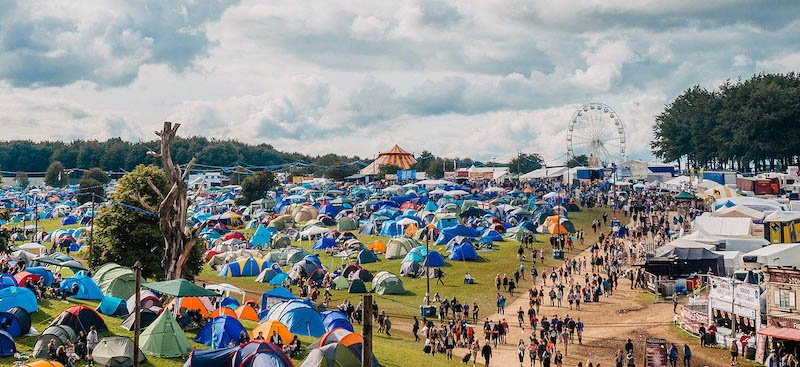 Social issues top festivalgoers concerns