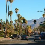 Palm Canyon Drive, Palm Springs, California
