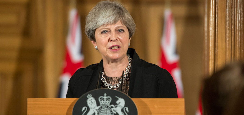 The CMA (Competition and Markets Authority) powers are part of a raft of new announcements by outgoing PM Theresa May