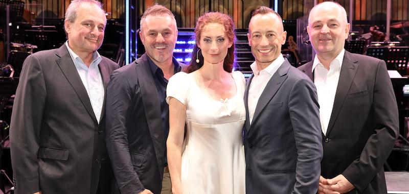 Elisabeth concert success for Semmel