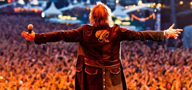 Avantasia proved hugely popular at Wacken 2011