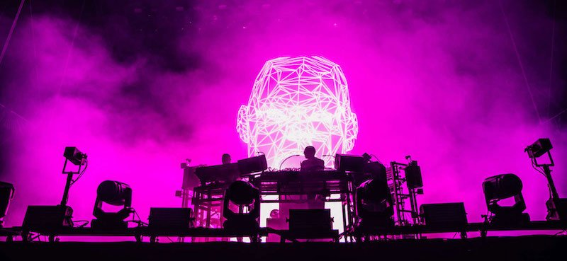 Chemical Brothers headlined Pohoda 2018