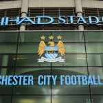 Manchester City FC ground Etihad Stadium