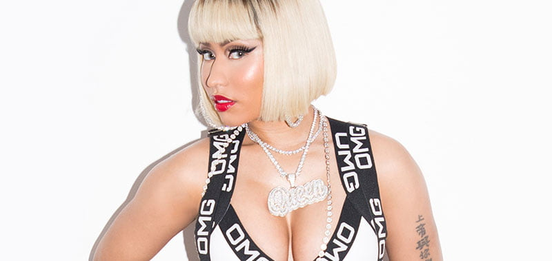 Nicki Minaj will headline Jeddah World Fest