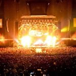 CIE/Ocesa operates Mexico City's Palacio de los Deportes, which has a capacity of 26,000 for music