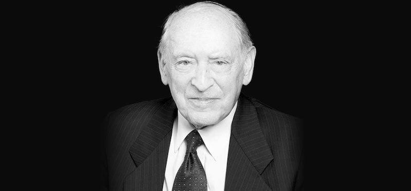 Walter Homburger (1924–2019)