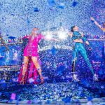 The Spice Girls at Wembley in June
