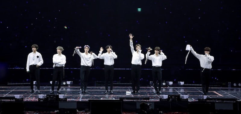 BTS Saudi Arabia concert