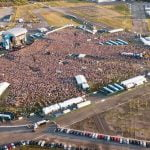 Fullsteam Finland Ed Sheeran concerts break records