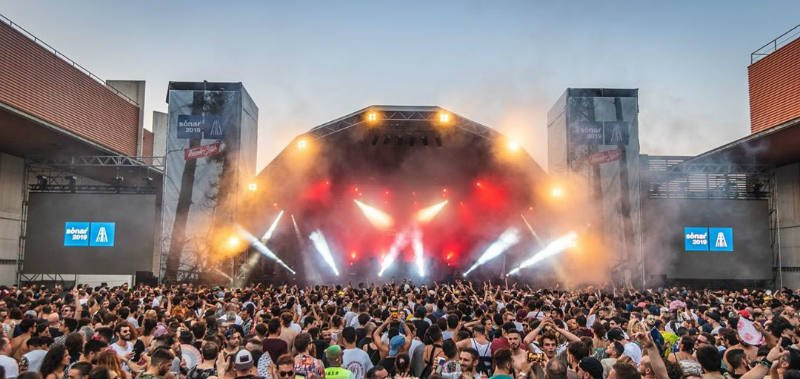 Sónar overcomes most difficult year yet