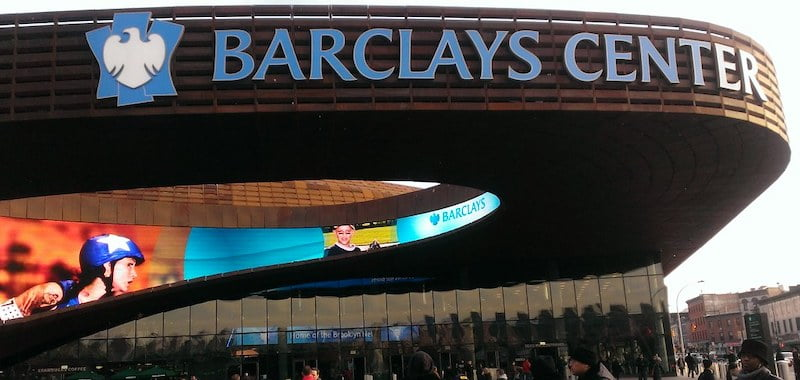 Alibaba founder buys Barclays Center